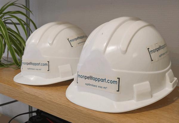 casques de chantier monpetitappart