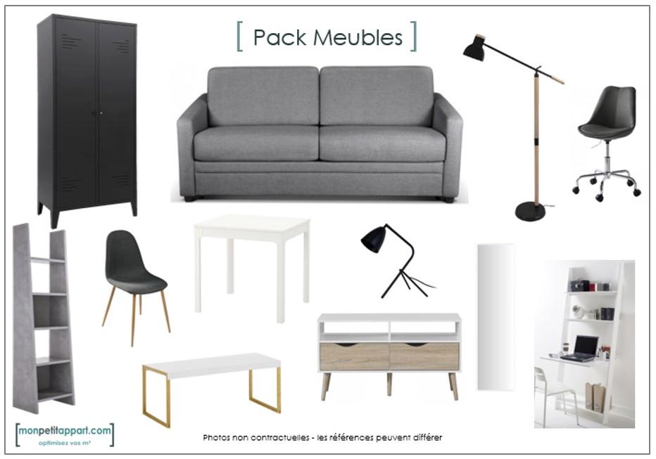 Pack meubles